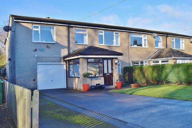 6 Bedrooms Semi Detached House for sale in Rocksprings Crescent, Haydon Bridge