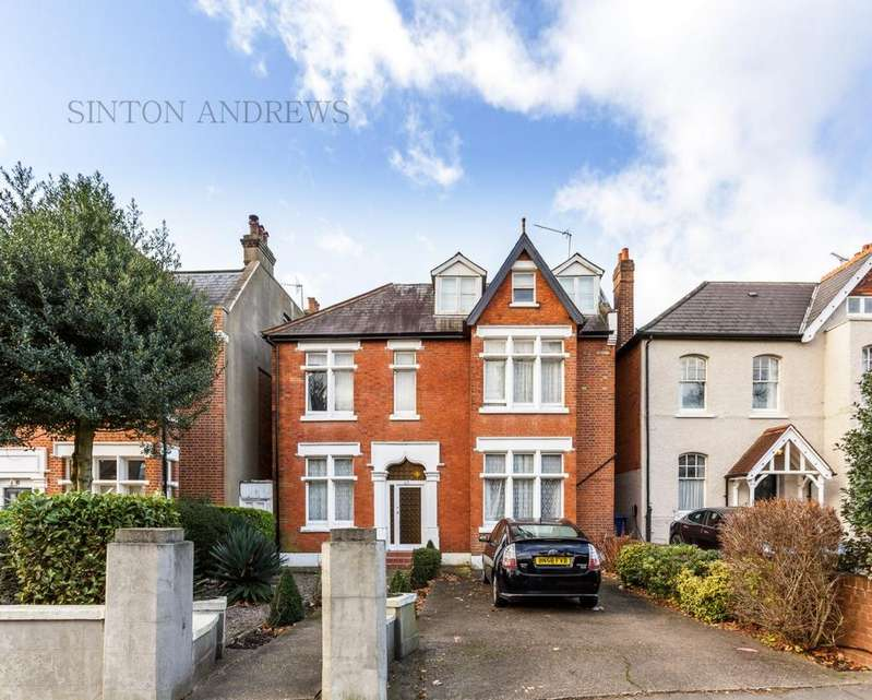 8 Bedrooms Detached House for sale in Mount Park Road, Ealing, W5