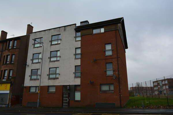 2 Bedrooms Flat for sale in 0/2, 269 Garscube Road, City Centre, Glasgow, G4 9QU