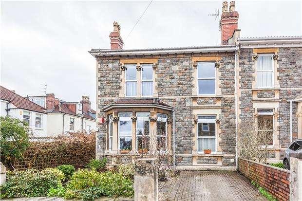 5 Bedrooms End Of Terrace House for sale in Broadway Road, Bishopston, Bristol, BS7 8ES