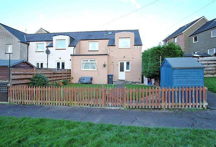 2 Bedrooms Terraced House for sale in 10 The Loan, Selkirk, TD7 4AX
