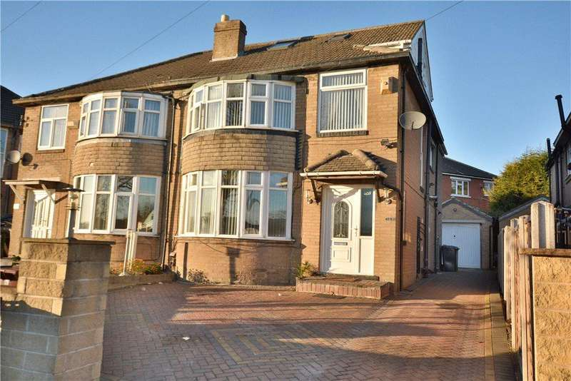 6 Bedrooms Semi Detached House for sale in Easterly Road, Leeds