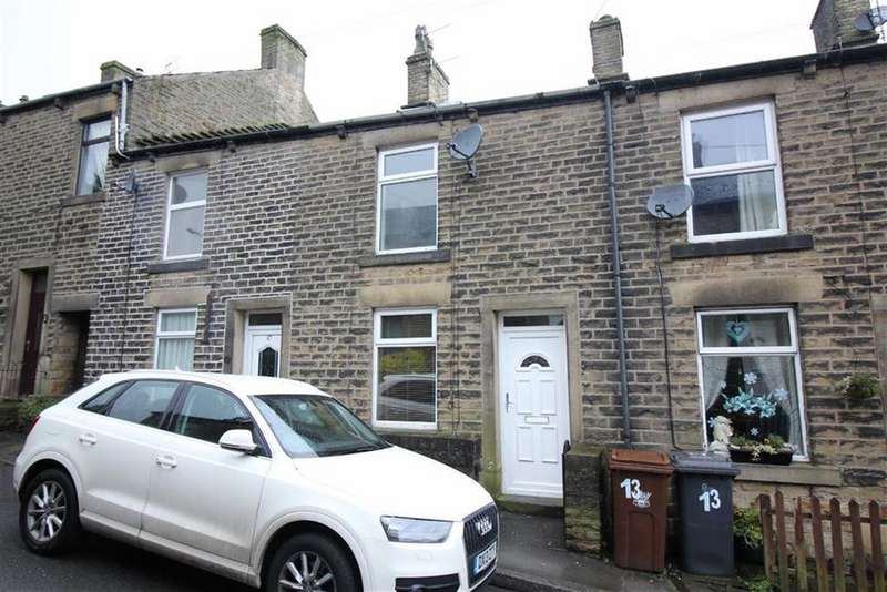 3 Bedrooms Terraced House for sale in Yeardsley Lane, Furness Vale, Derbyshire