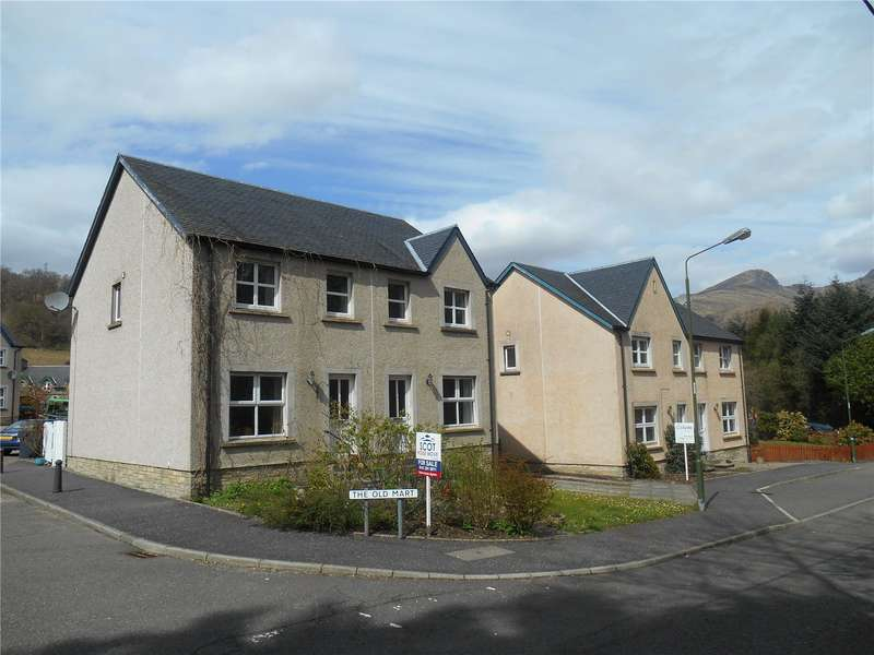 3 Bedrooms Semi Detached House for sale in Lyon Road, Killin, Stirlingshire, FK21