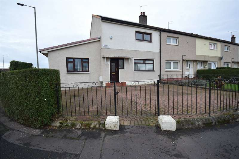 4 Bedrooms End Of Terrace House for sale in Dosk Avenue, Yoker, Glasgow, G13
