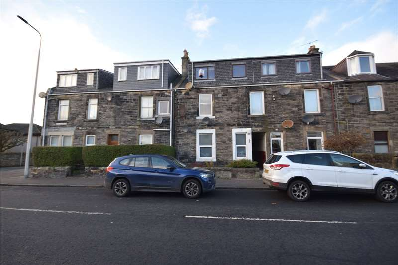 1 Bedroom Flat for sale in Forth Street, Dunfermline, Fife, KY12
