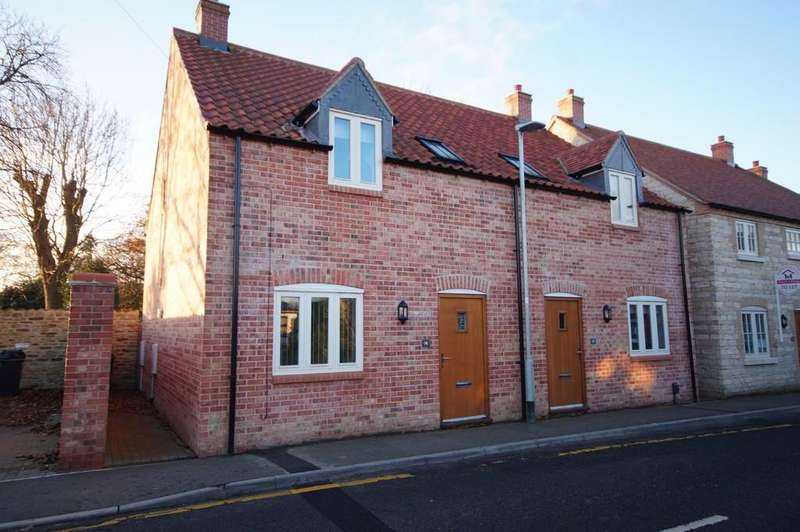 3 Bedrooms Semi Detached House for sale in Bar Lane, Waddington