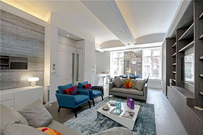2 Bedrooms Flat for sale in Whitehall, London, SW1A