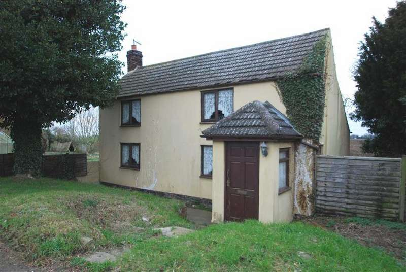 2 Bedrooms Cottage House for sale in Roman Bank, Holbeach Bank, Spalding