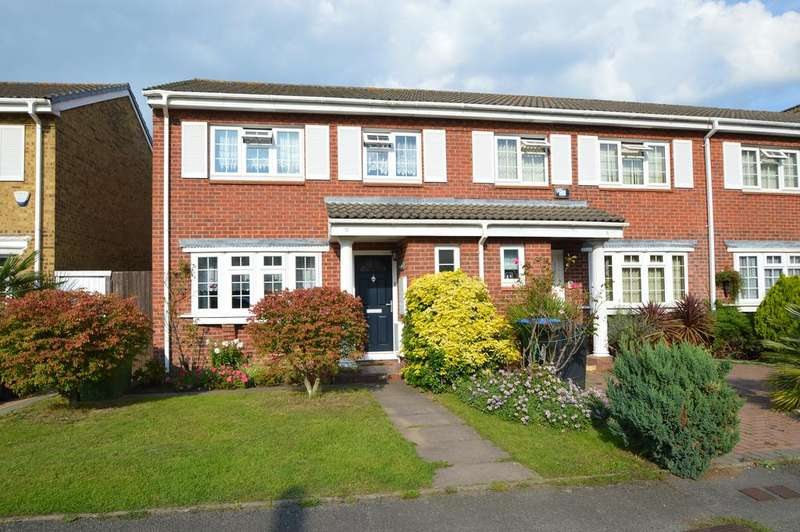 3 Bedrooms End Of Terrace House for sale in Stamford Road, WALTON ON THAMES KT12