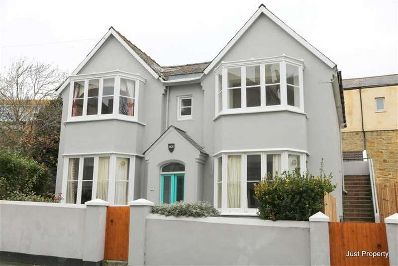 3 Bedrooms Apartment Flat for sale in West Hill Road, St Leonards On Sea