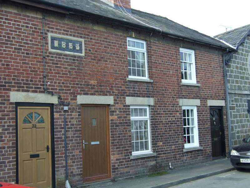 2 Bedrooms Terraced House for rent in Hereford Street, Presteigne, Powys
