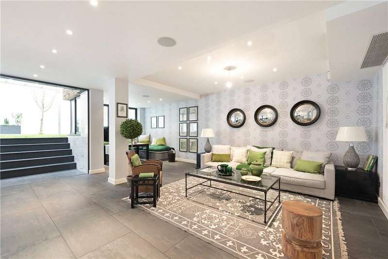 6 Bedrooms Semi Detached House for sale in Harley Gardens, Chelsea, London, SW10
