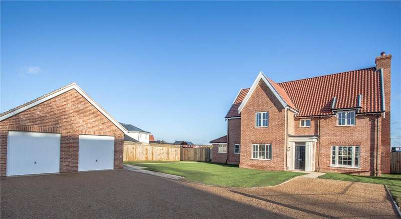 5 Bedrooms Detached House for sale in The Walton, Foundry Place, Ipswich Road, Grundisburgh, Woodbridge, IP13