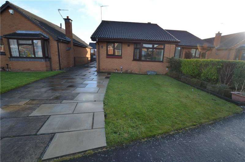 2 Bedrooms Semi Detached Bungalow for sale in Birchfields Rise, Leeds, West Yorkshire