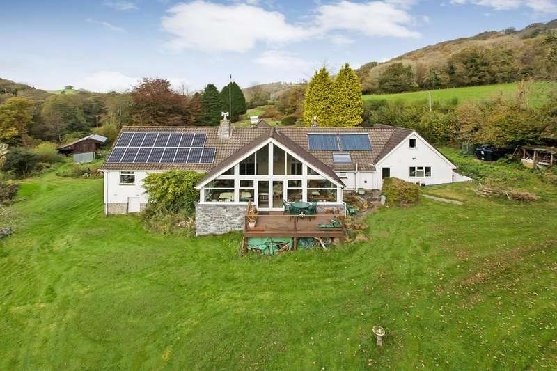 5 Bedrooms Detached Bungalow for sale in Moretonhampstead Road, Lustleigh