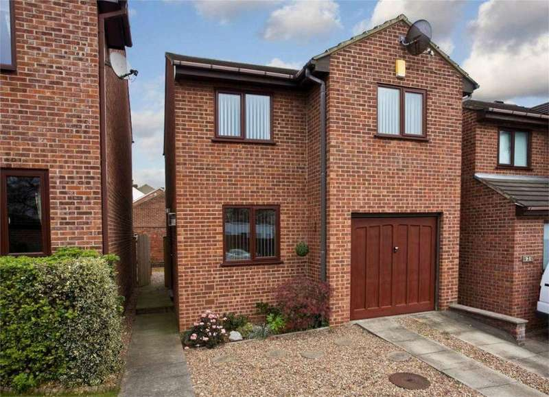 3 Bedrooms Detached House for sale in 2 Elm Mews, Horbury, WAKEFIELD, West Yorkshire