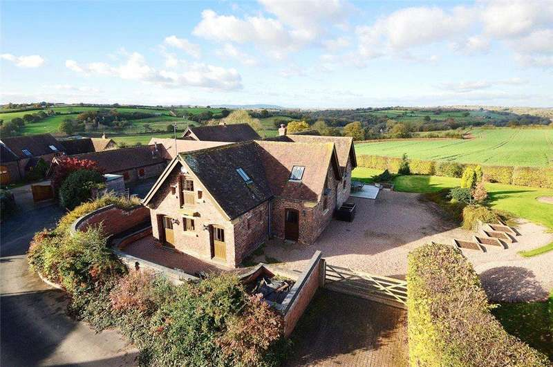 4 Bedrooms Barn Conversion Character Property for sale in Arley, Bewdley, DY12