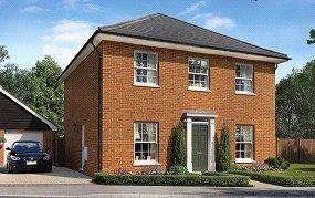 4 Bedrooms Detached House for sale in Birch Gate, Silfield Road, Wymondham, Norfolk, NR18