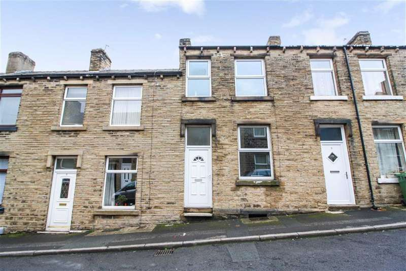 2 Bedrooms Terraced House for sale in Rothwell Street, Moldgreen, Huddersfield