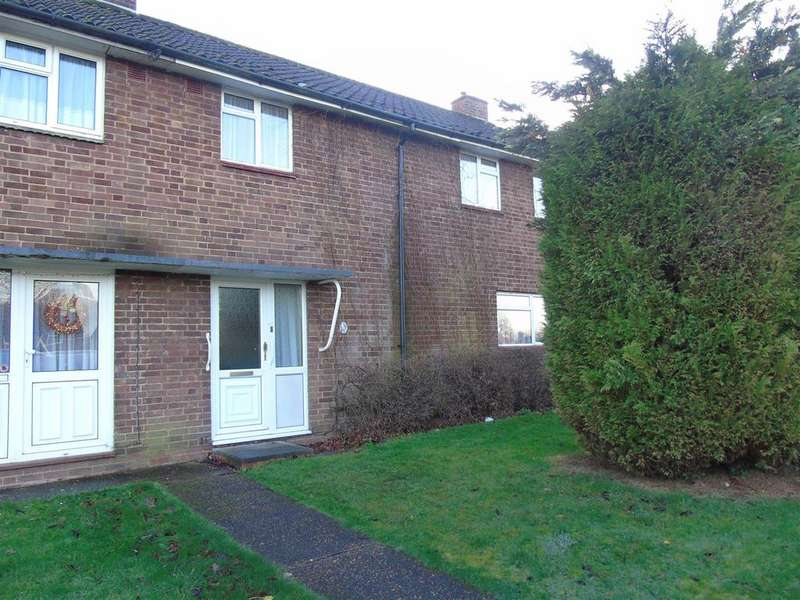 3 Bedrooms Terraced House for sale in Lockley Crescent, Hatfield