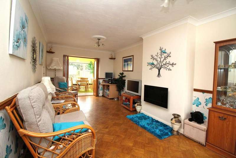 4 Bedrooms Semi Detached House for sale in Brian Close, Chelmsford, Essex, CM2