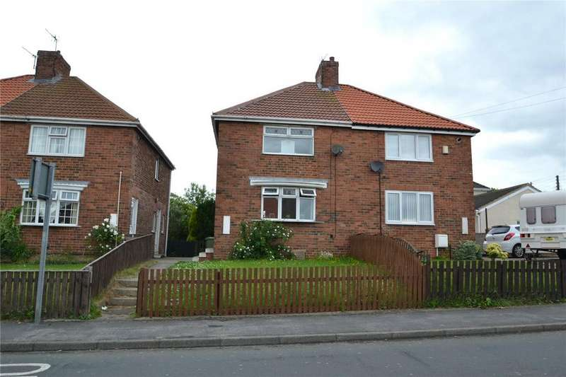 3 Bedrooms Semi Detached House for sale in Bruce Glazier Terrace, Shotton, Co.Durham, DH6