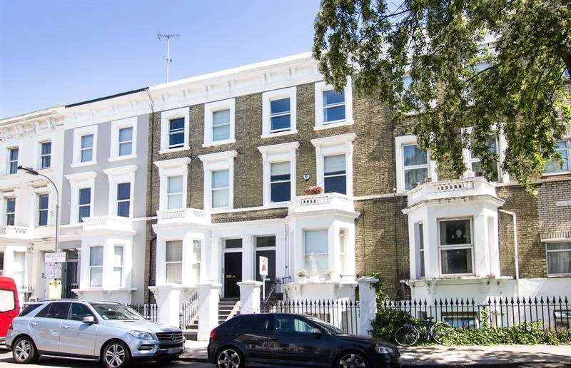 1 Bedroom Flat for sale in Ongar Road, London, SW6