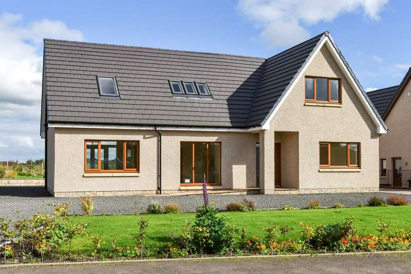 4 Bedrooms Detached House for sale in Craig N Kat, Drunzie, Glenfarg, Perth, Perth and Kinross, PH2