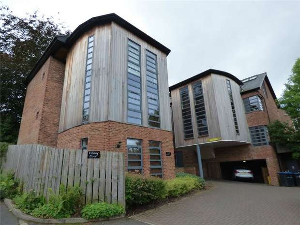 2 Bedrooms Flat for sale in Finney Court, Finney Terrace, DURHAM