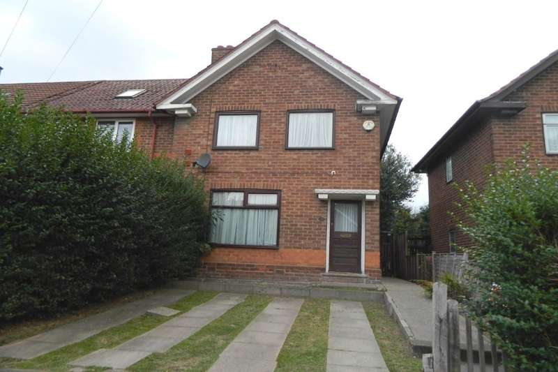 2 Bedrooms Semi Detached House for rent in Easthope Road, Kitts Green, Birmingham, B33