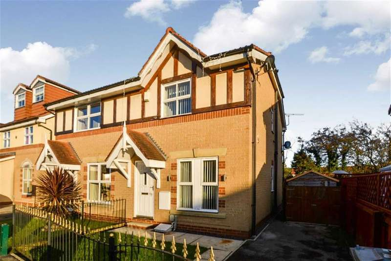 3 Bedrooms Semi Detached House for sale in Western Gailes Way, Hull