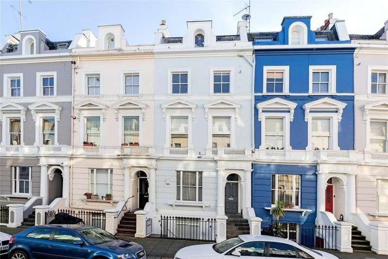 3 Bedrooms Flat for sale in Ladbroke Crescent, London, W11