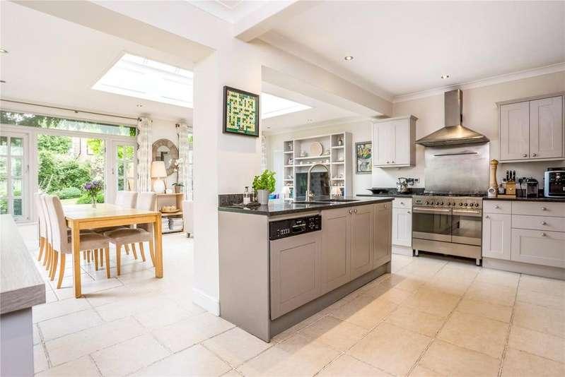 6 Bedrooms Detached House for sale in St Margaret's Crescent, Putney, London, SW15