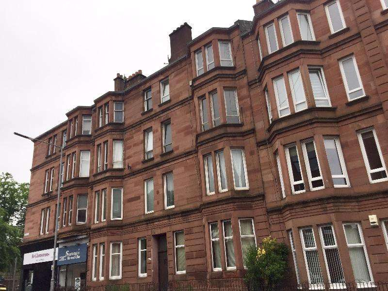 2 Bedrooms Flat for rent in Copland Road, Ibrox, Glasgow