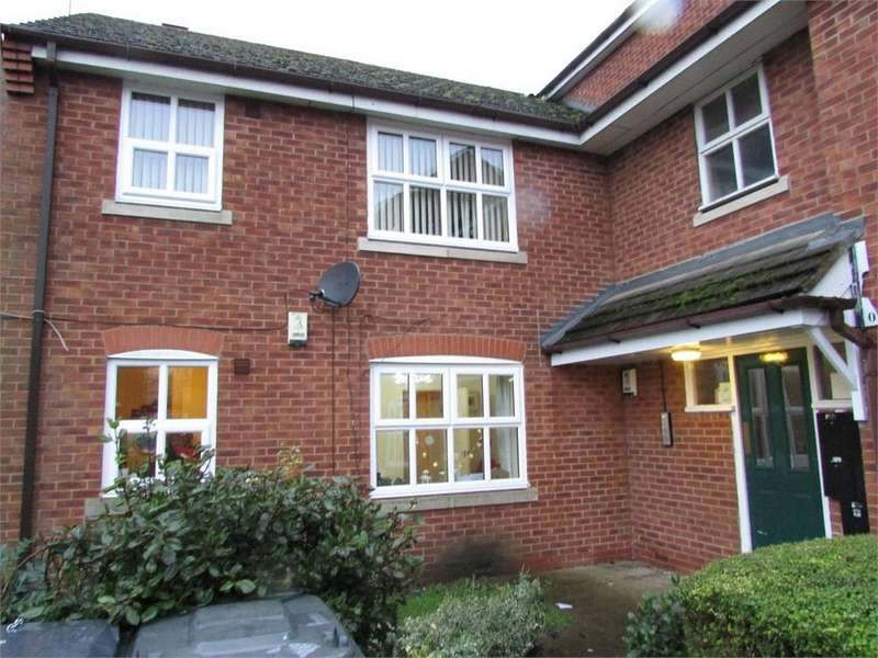 2 Bedrooms Flat for sale in Darlington Court, WIDNES, Cheshire