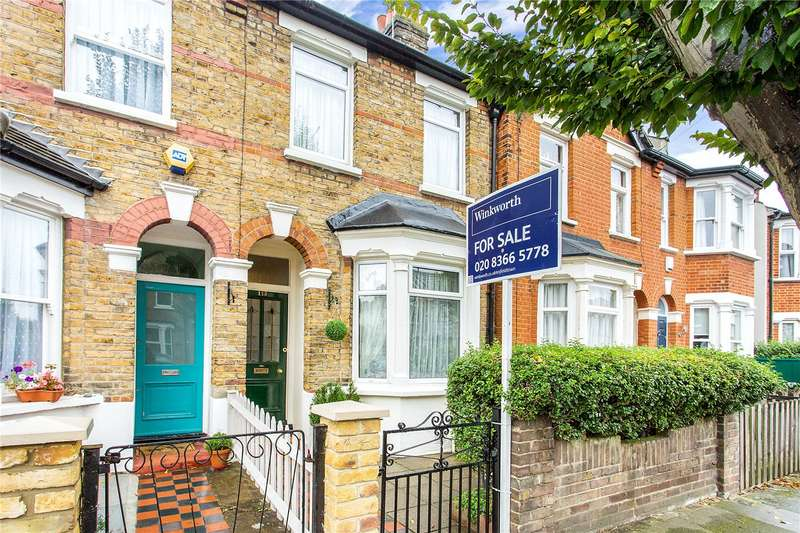 2 Bedrooms Terraced House for sale in Bertram Road, Enfield, EN1