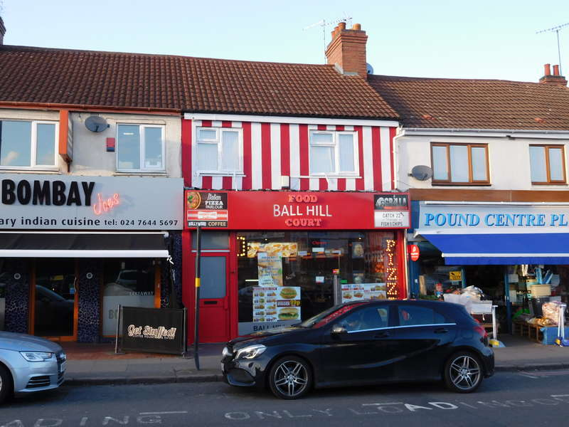 Commercial Development for sale in 279 Walsgrave Road,Coventry,West Midlands,CV2 4BA, Coventry