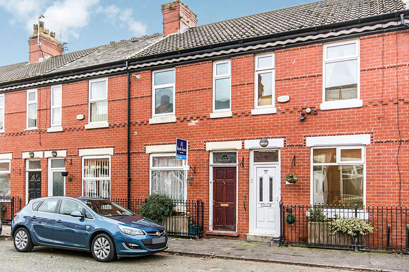 2 Bedrooms Terraced House for sale in Ukraine Road, Salford, M7