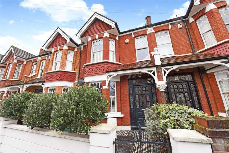 4 Bedrooms Terraced House for sale in Normanton Avenue, Wimbledon Park