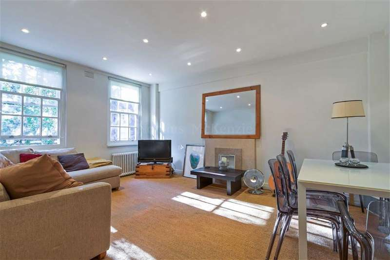 1 Bedroom Flat for sale in Eton College Road, London, NW3