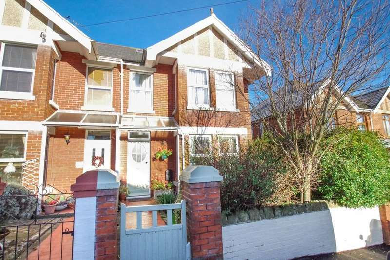 4 Bedrooms Semi Detached House for sale in Collingwood Road, Shanklin