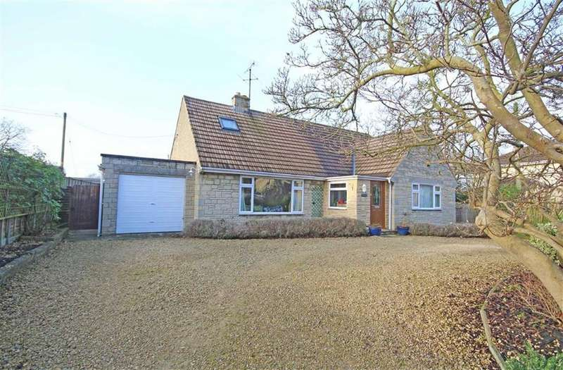 4 Bedrooms Detached Bungalow for sale in Church Lane, Teddington, Tewkesbury, GL20