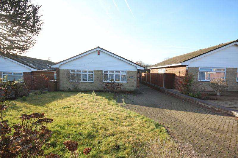 3 Bedrooms Detached Bungalow for sale in Wallis Close, Dartford