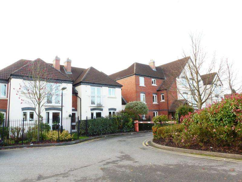1 Bedroom Retirement Property for sale in Hunters Court, Streetly