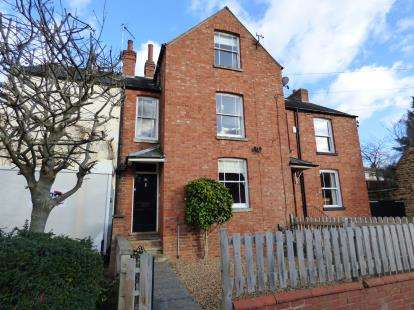 3 Bedrooms Terraced House for sale in Raynsford Road, Dallington Village, Northampton, Northamptonshire