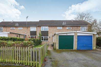 3 Bedrooms Terraced House for sale in Swanstand, Letchworth Garden City, Hertfordshire, England