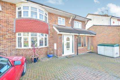 5 Bedrooms Semi Detached House for sale in St. Catherines Avenue, Bletchley, Milton Keynes, Buckinghamshire