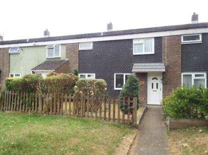 3 Bedrooms Terraced House for sale in Archer Road, Stevenage, Hertfordshire, England