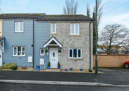 3 Bedrooms Semi Detached House for sale in Brixham, Devon